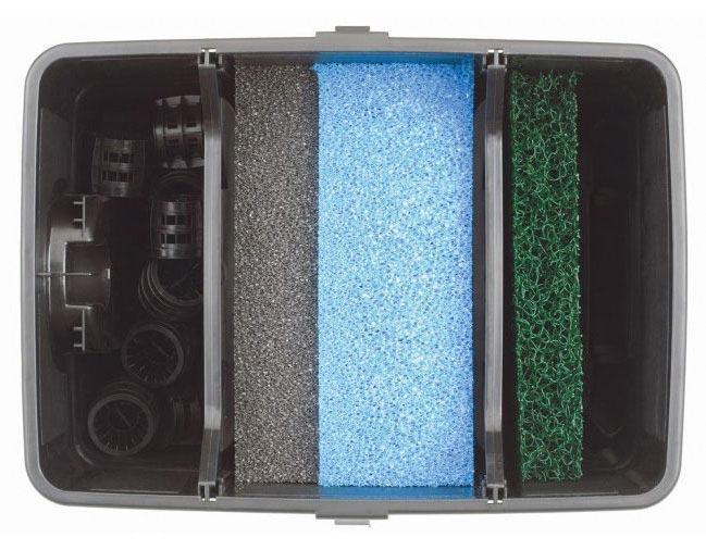 Come costruire un filtro per laghetto good e stato un for Laghetto fai da te economico