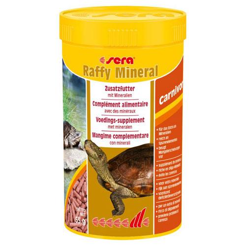 Cibo tartarughe raffy mineral 250ml for Tartarughe acquatiche vendita