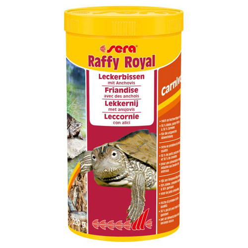 Cibo tartarughe raffy royal 1000ml for Tartarughe acquatiche vendita