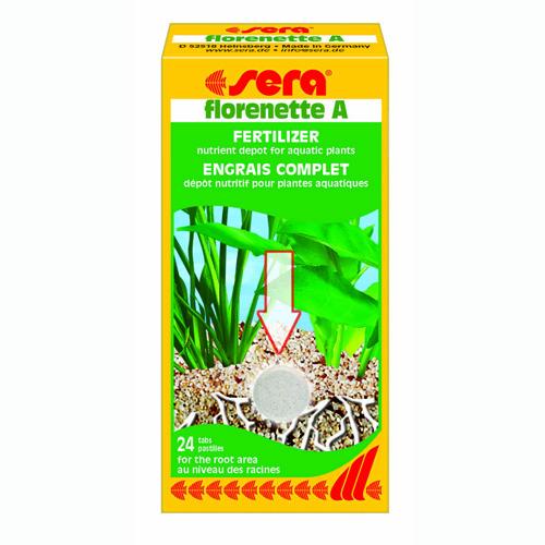 Fertilizzante acquario florenette 24 for Piante per acquario online