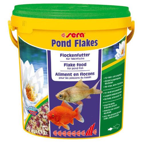 Cibo pesci bio flakes 10l for Pesci laghetto vendita