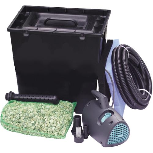 Filtro laghetto pratico adv 7000 for Pompa filtro laghetto