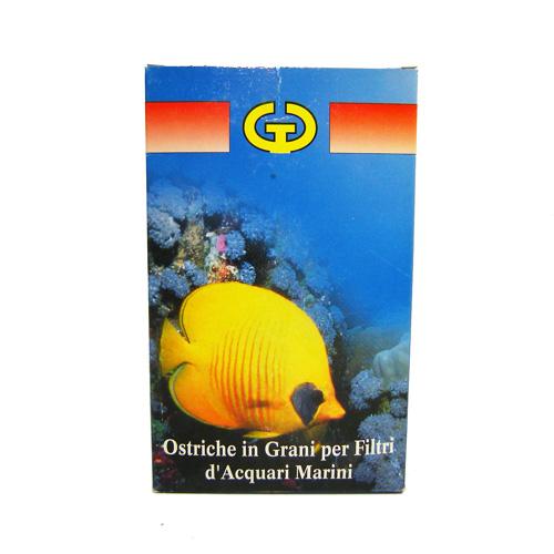 Ostriche in grani 1kg for Acquari marini offerte