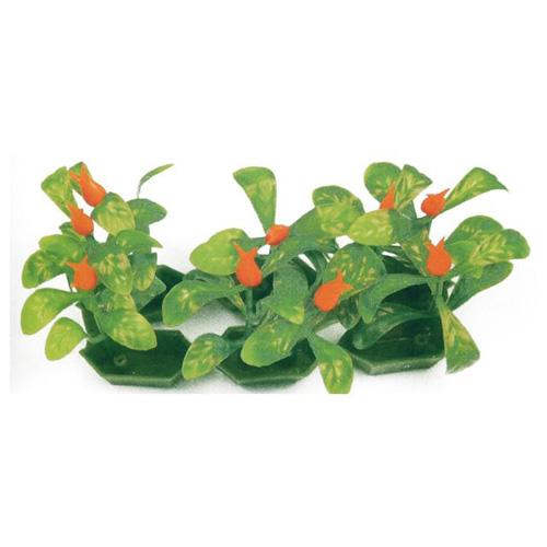 Pianta acquario plant classic spring flower 8011171 for Piante finte per acquario