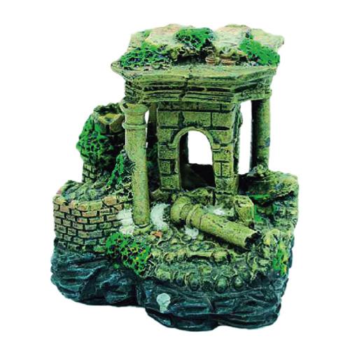 Decorazione acquario villa romana s for Decorazioni acquario
