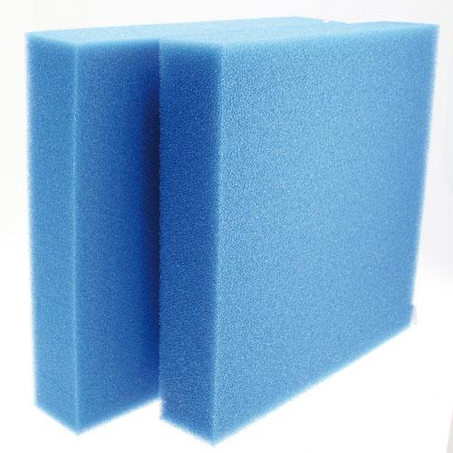Spugna filtrante 50x50x10 grossa for Filtri da laghetto