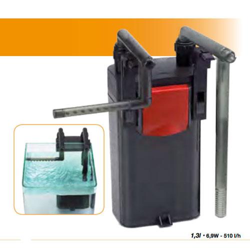 filtro acquario monarka 500