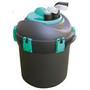 Filtri a pressione da laghetto hobbycenter for Filtro x laghetto