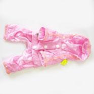 Impermeabile Cane Rain Free Rosa 15
