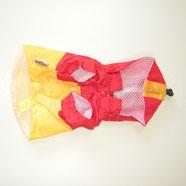 Impermeabile Cane Vancouver Rosso/Giallo 15