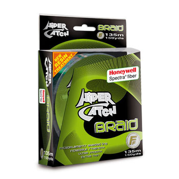 Filo Trecciato Hiper Catch Spectra Braid 10/135