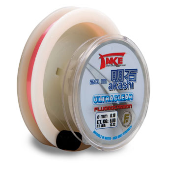 Fluorocarbon Akashi Pink Double 50+20/28