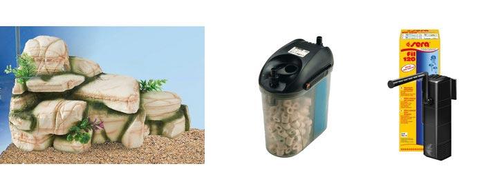 Cosa mi serve per la mia tartaruga d 39 acqua for Filtro acqua tartarughe